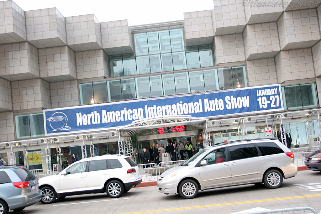 Welcome to Detroit    - 2008 North American International Auto Show (NAIAS)