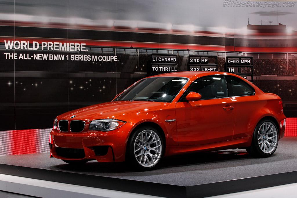 BMW 1-Series M