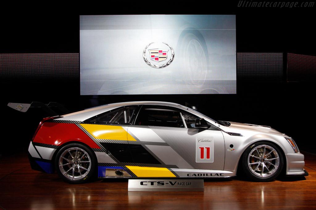 Cadillac Race Car