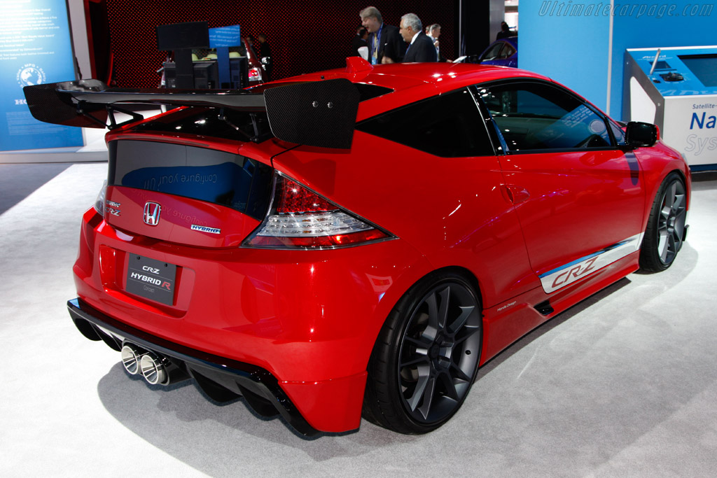 Honda Cr Z Hybrid R
