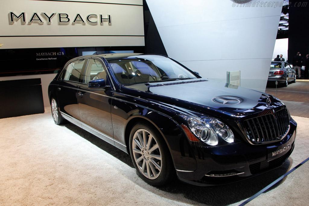 Maybach 62 S