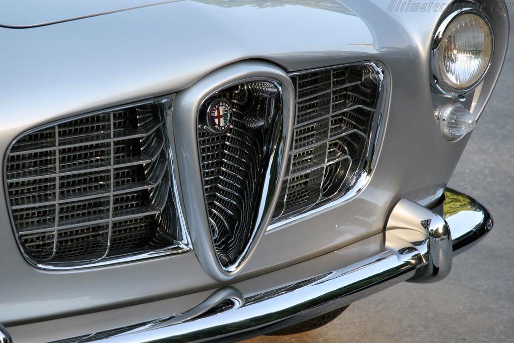 Alfa Romeo 1900 C SS Ghia Coupe    - 2005 New York City Concours d'Elegance