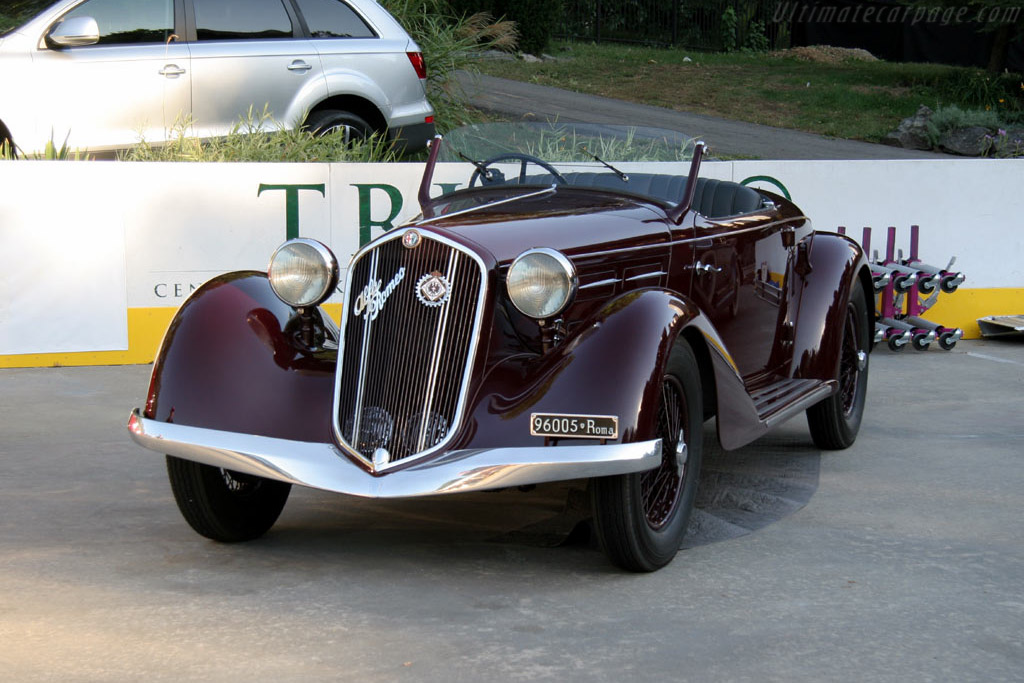 Alfa Romeo 6C 2300 Pescara - Chassis: 700635   - 2005 New York City Concours d'Elegance