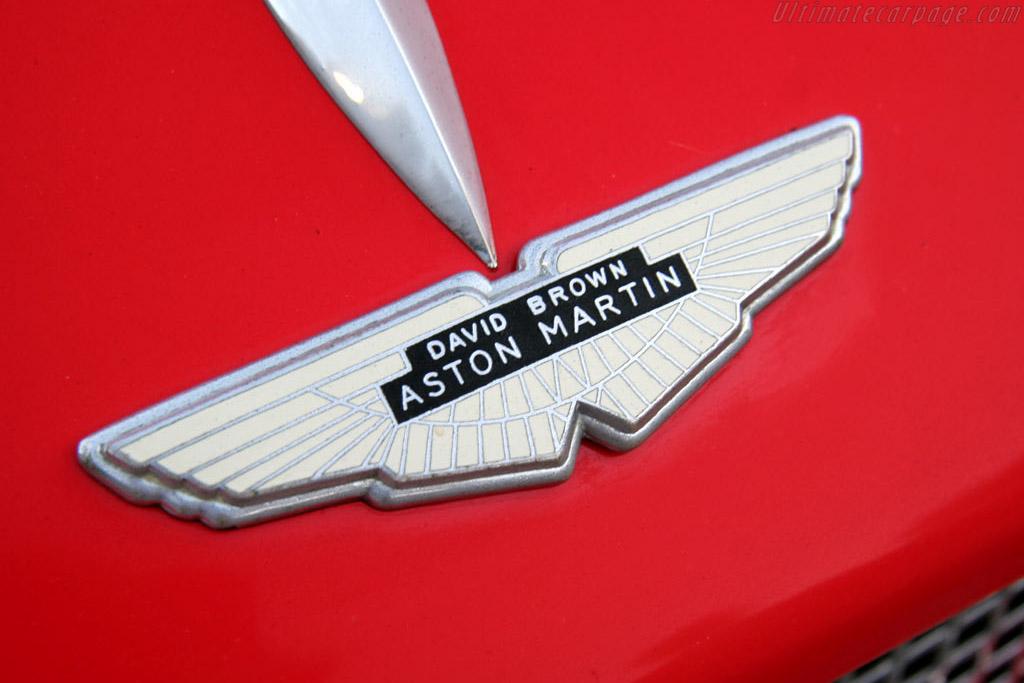 Aston Martin DB2/4 Mk III    - 2005 New York City Concours d'Elegance
