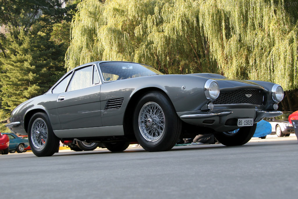 Aston Martin DB4 GT Bertone Jet - Chassis: DB4GT/0201/L   - 2005 New York City Concours d'Elegance