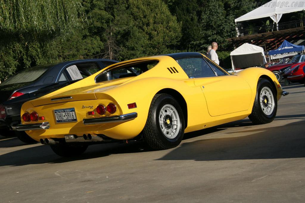 Ferrari 246 Dino GTS    - 2005 New York City Concours d'Elegance