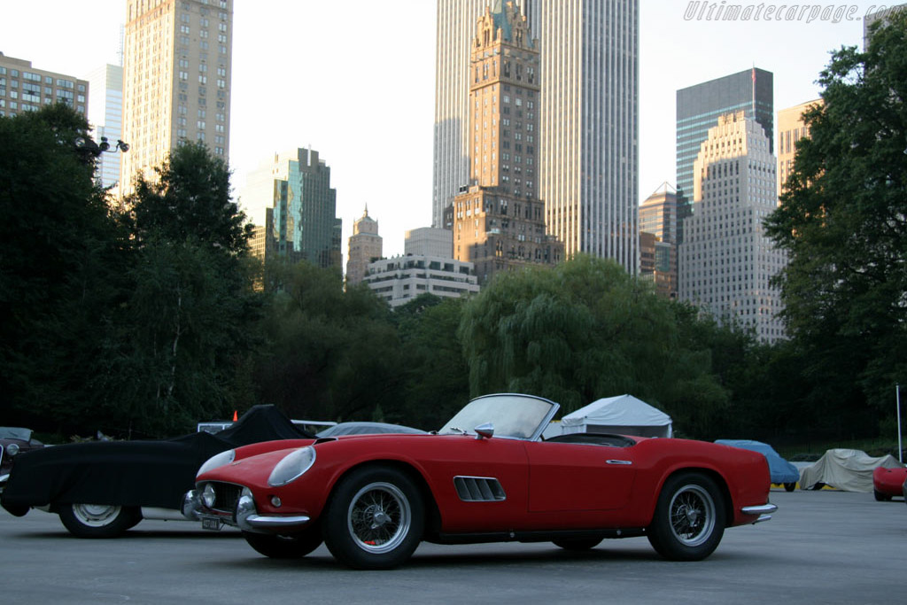 Ferrari 250 GT California Spyder - Chassis: 1581GT   - 2005 New York City Concours d'Elegance
