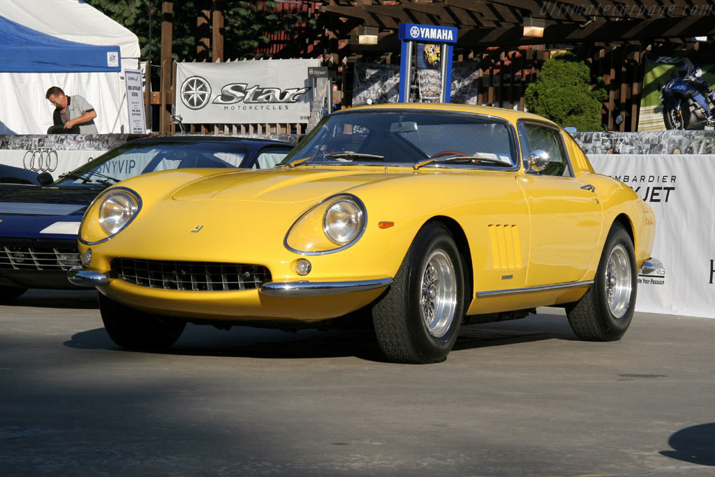 Ferrari 275 GTB/4 - Chassis: 09909   - 2005 New York City Concours d'Elegance