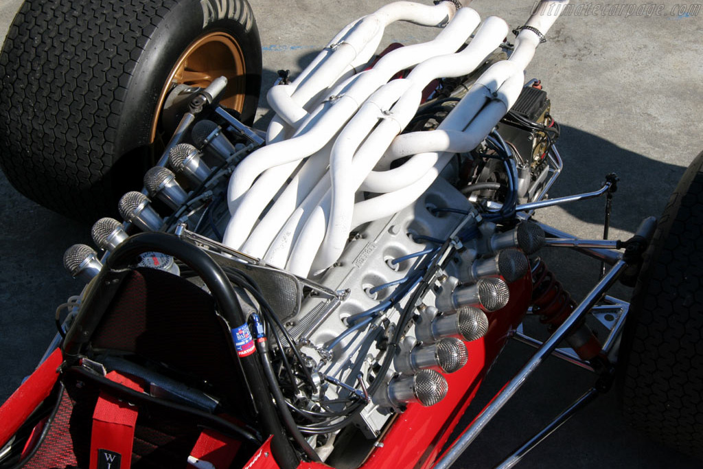Ferrari 312 F1 - Chassis: 0007   - 2005 New York City Concours d'Elegance