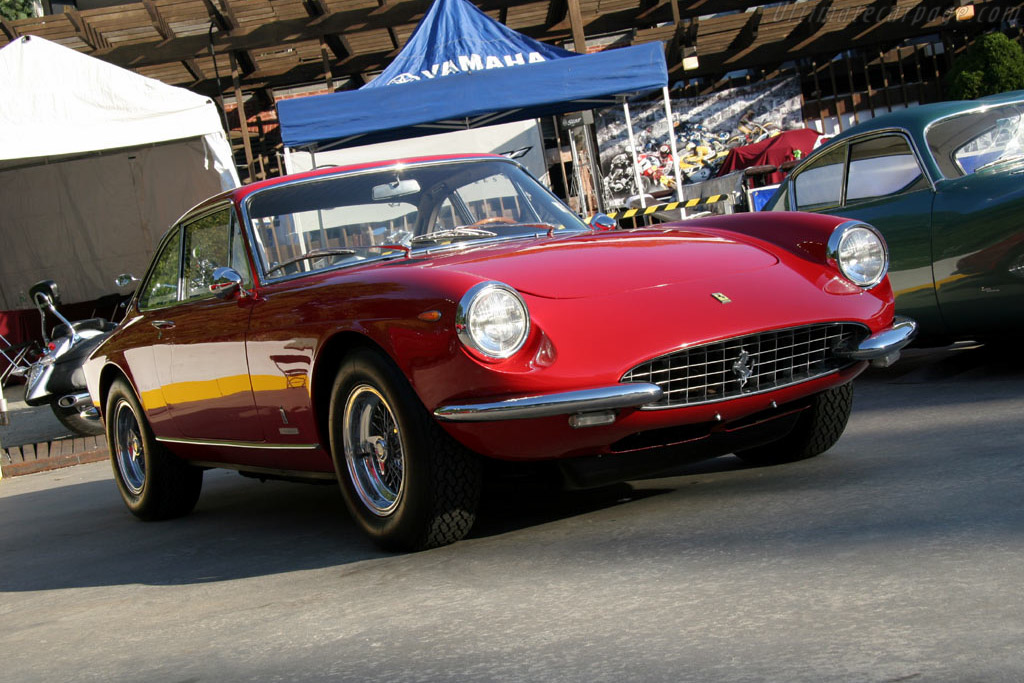 Ferrari 330 GTC    - 2005 New York City Concours d'Elegance