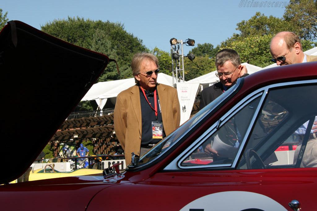 Ferrari 330 LMB - Chassis: 4725SA   - 2005 New York City Concours d'Elegance