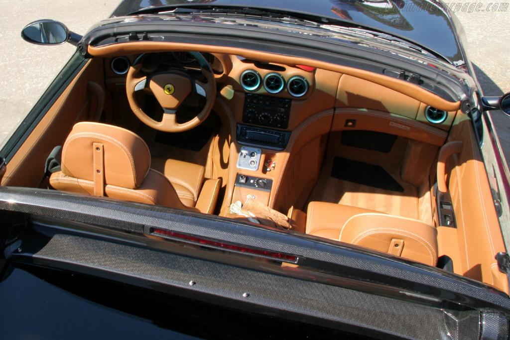 Ferrari 575M SuperAmerica    - 2005 New York City Concours d'Elegance