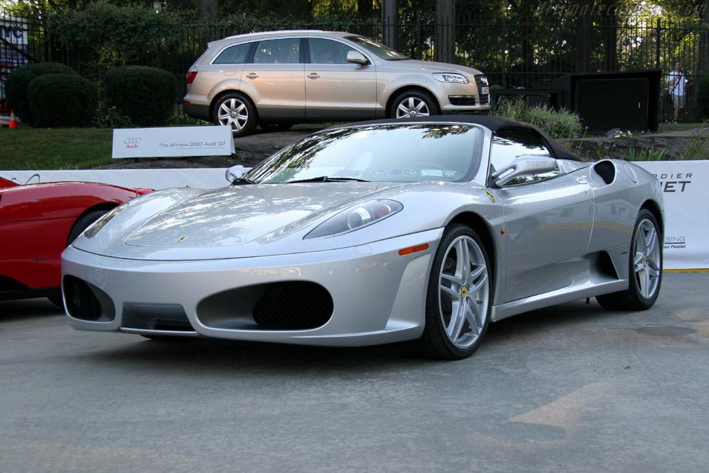 Ferrari F430 Spider    - 2005 New York City Concours d'Elegance
