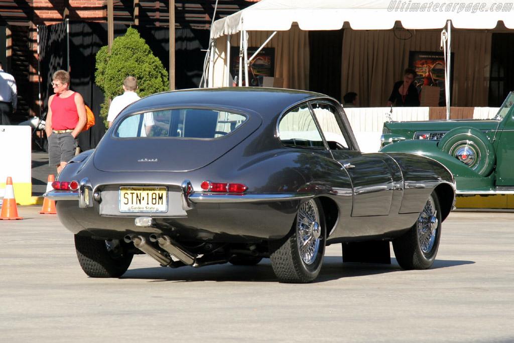Jaguar E-Type FHC    - 2005 New York City Concours d'Elegance