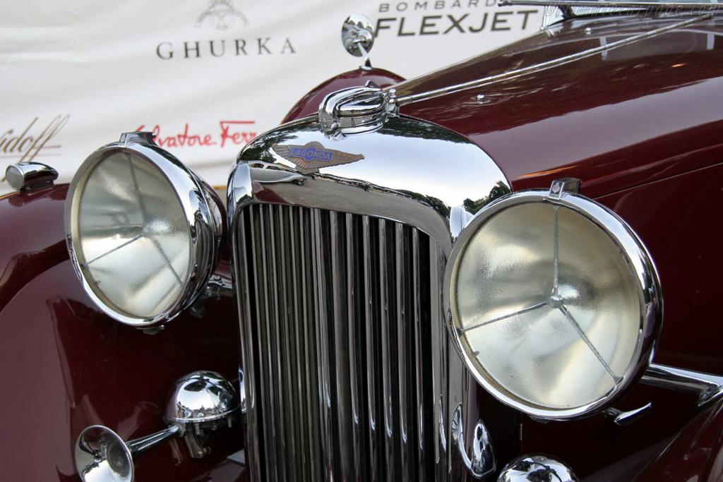 Lagonda LG45 Tourer    - 2005 New York City Concours d'Elegance
