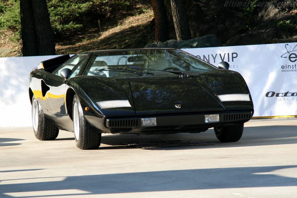 Lamborghini Countach LP400    - 2005 New York City Concours d'Elegance