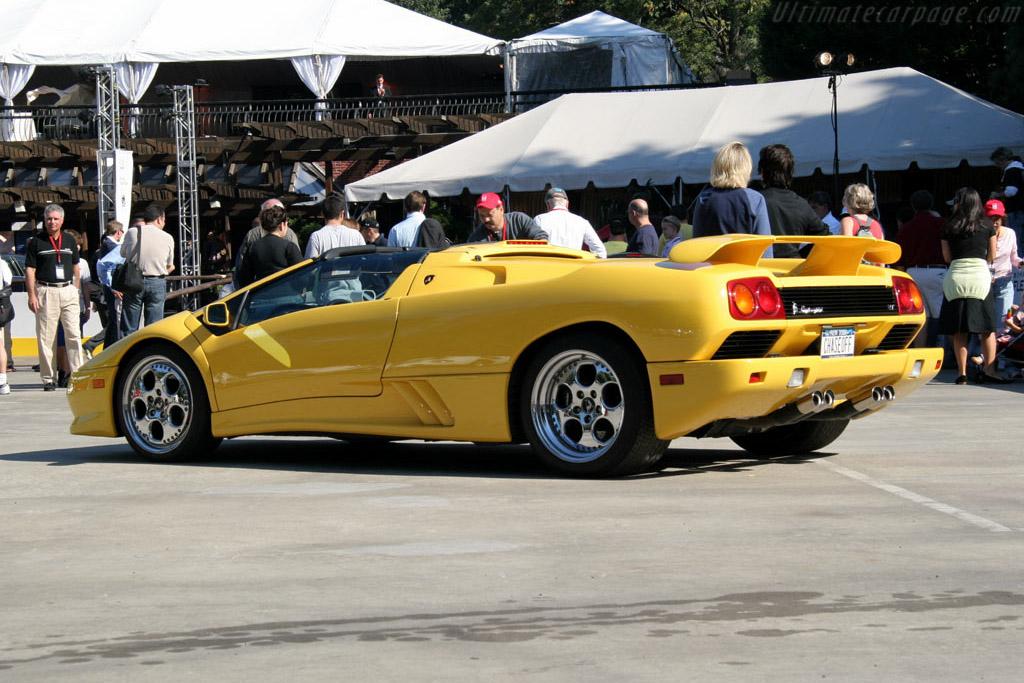 Lamborghini Diablo Vt Roadster 2005 New York City Concours D Elegance