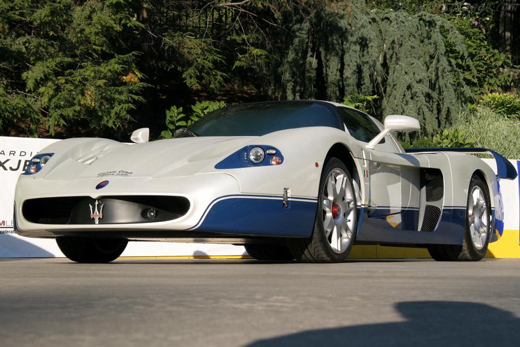 Maserati MC12    - 2005 New York City Concours d'Elegance