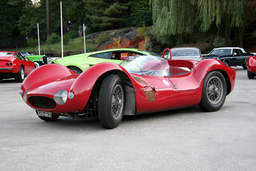 Maserati Tipo 60 Birdcage - Chassis: 2460   - 2005 New York City Concours d'Elegance