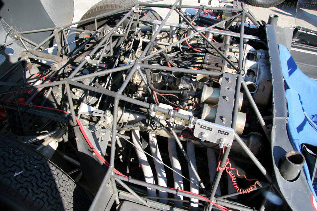 Maserati Tipo 64 Birdcage - Chassis: 63.002 LWB   - 2005 New York City Concours d'Elegance