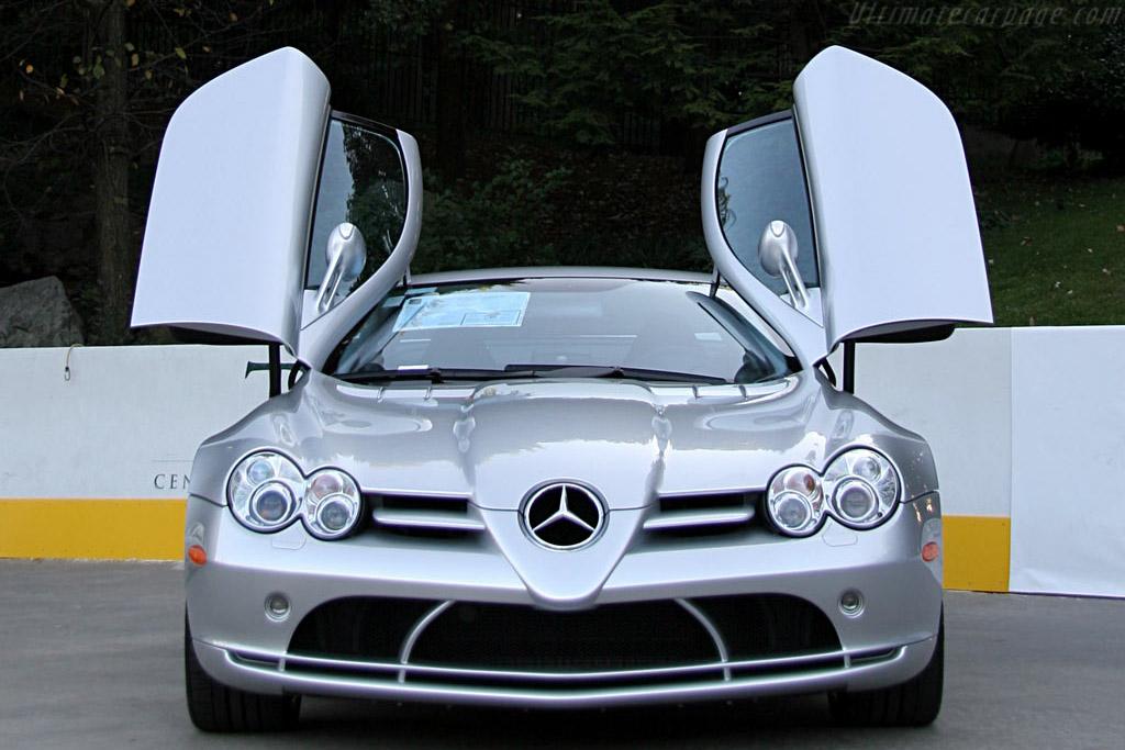 Mercedes-Benz SLR McLaren    - 2005 New York City Concours d'Elegance