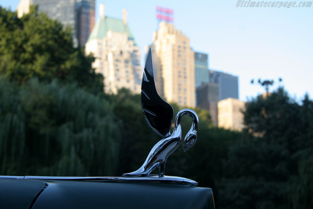 Pelican in Central Park    - 2005 New York City Concours d'Elegance