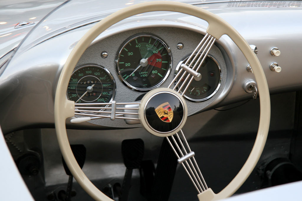 Porsche 550 Roadster - Chassis: 550-15   - 2005 New York City Concours d'Elegance