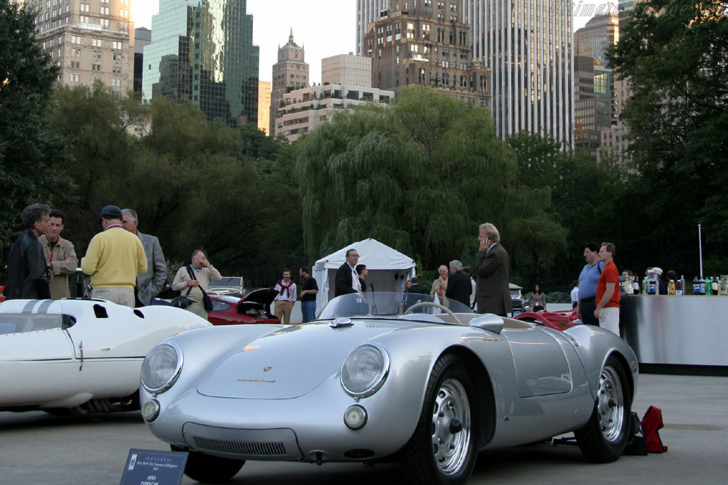 Porsche 550 Roadster Chassis 550 15 2005 New York
