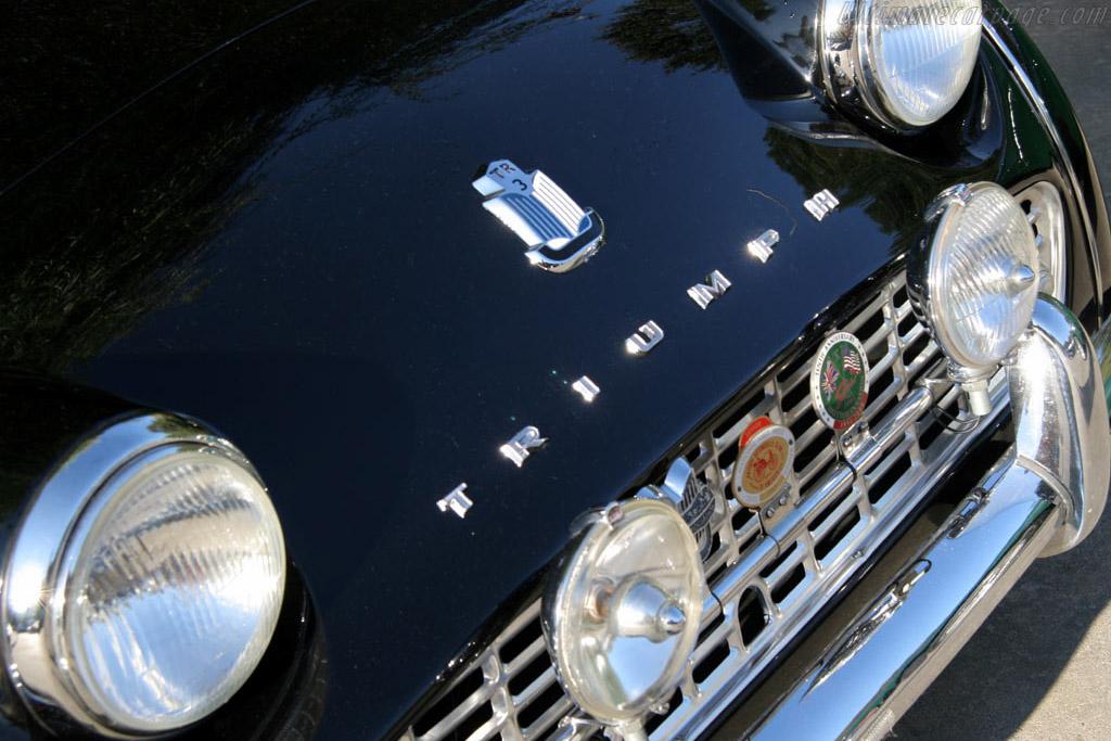 Triumph TR3A    - 2005 New York City Concours d'Elegance