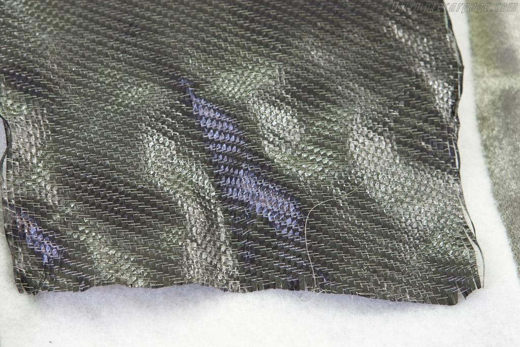 Carbo-Titanium    - Horacio Pagani and his dream in carbon-fibre