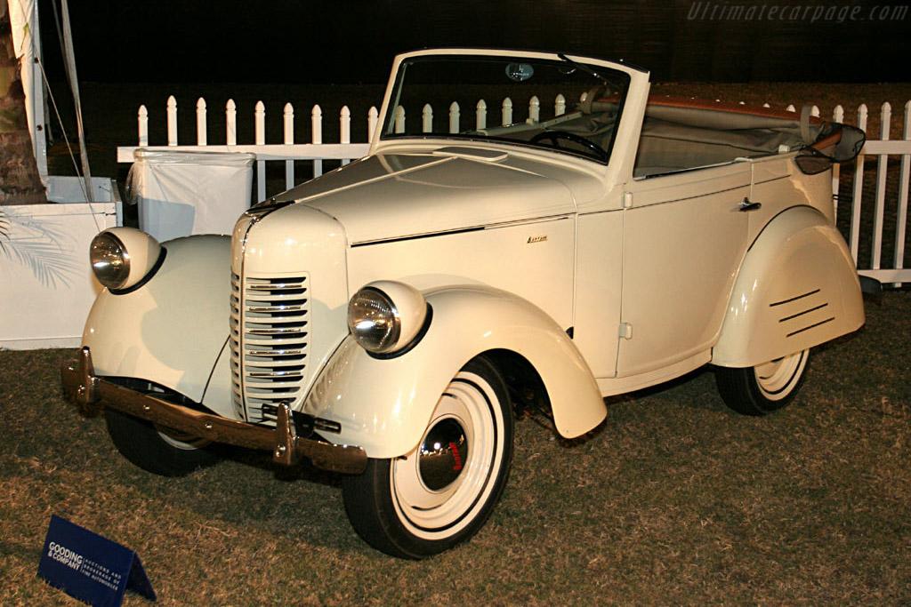 American Bantam Riviera - Chassis: 66367   - 2006 Palm Beach International, a Concours d'Elegance
