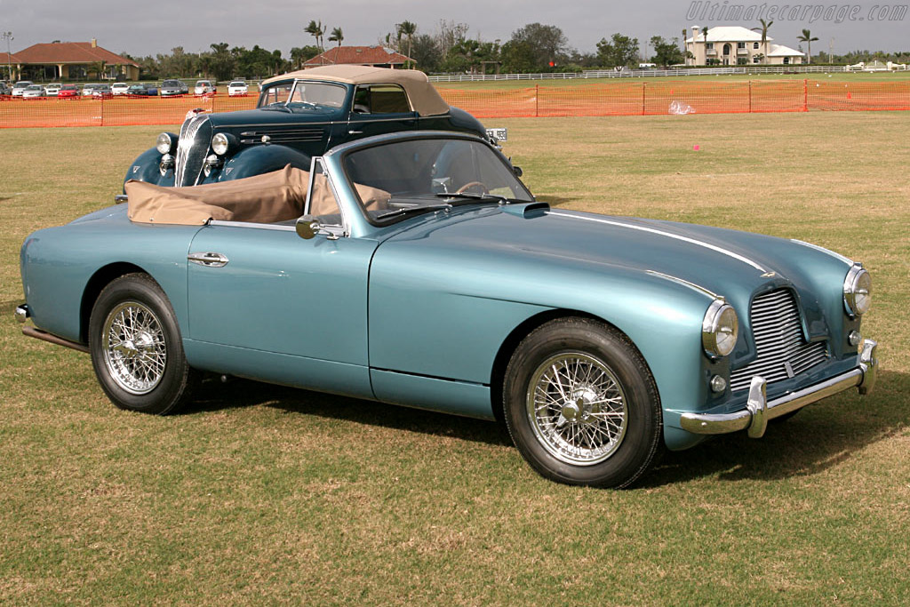 Aston Martin DB2/4 Drophead Coupe   - 2006 Palm Beach International, a Concours d'Elegance