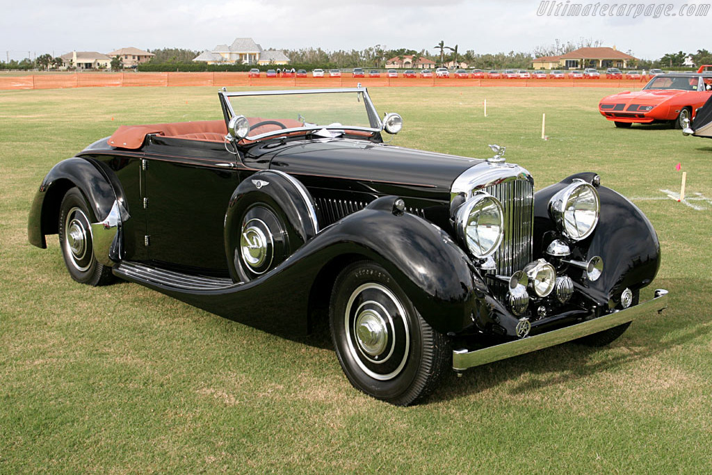 Bentley 4.25 Litre Carlton Cabriolet - Chassis: B-44-MR   - 2006 Palm Beach International, a Concours d'Elegance