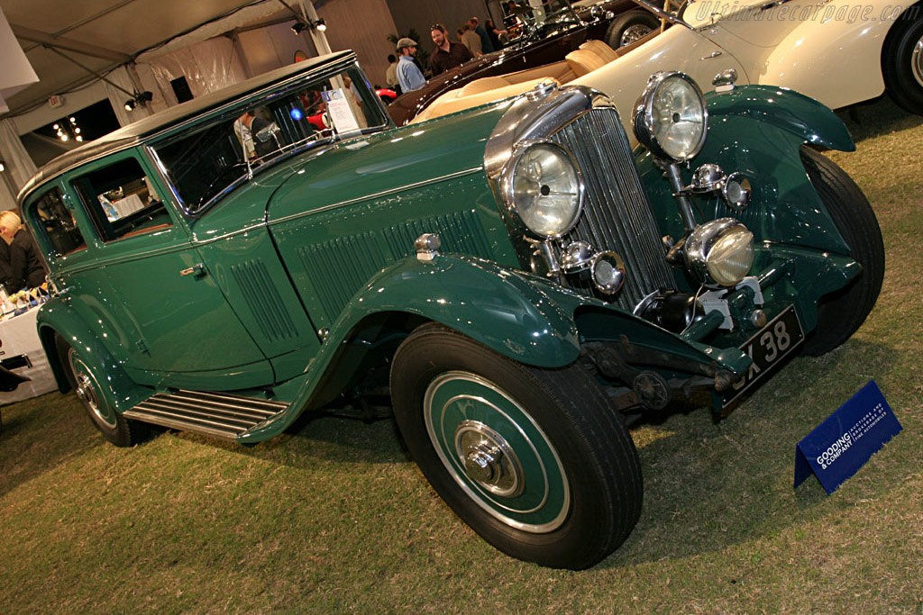 Bentley 8-Litre Mulliner Sport Saloon - Chassis: YX5105   - 2006 Palm Beach International, a Concours d'Elegance