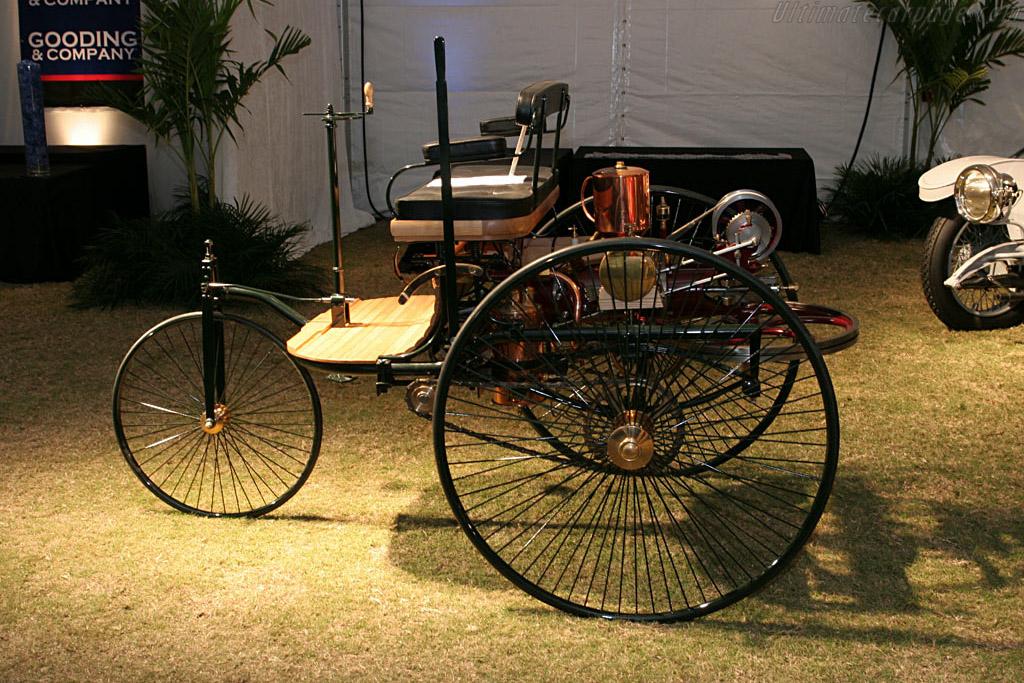 Benz Replica    - 2006 Palm Beach International, a Concours d'Elegance
