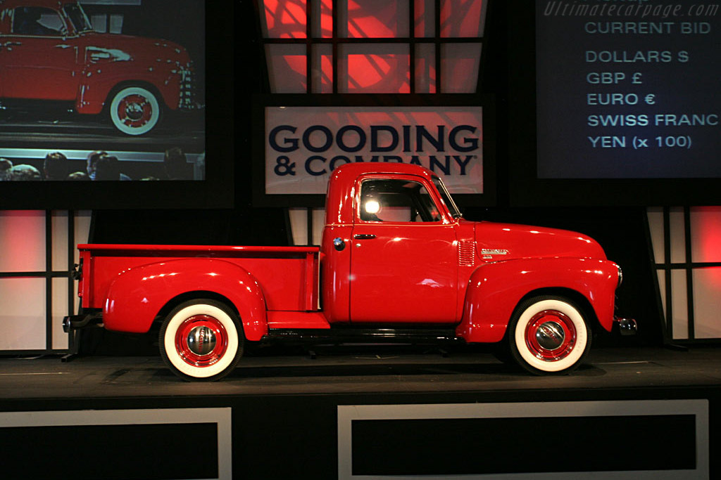 Chevrolet 3100 Pick Up - Chassis: SHPG21058   - 2006 Palm Beach International, a Concours d'Elegance