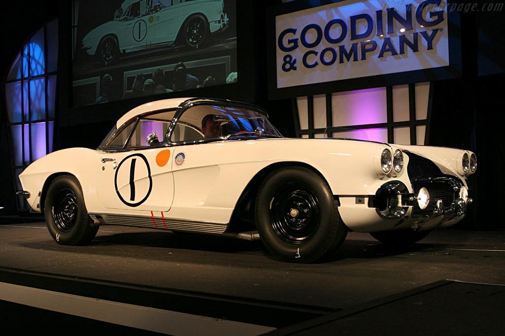 Chevrolet Corvette C1 Le Mans Roadster - Chassis: 20867S101261   - 2006 Palm Beach International, a Concours d'Elegance