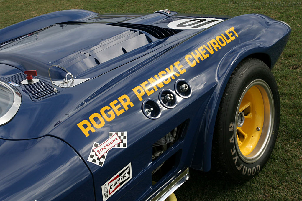 Chevrolet Corvette Grand Sport - Chassis: 001   - 2006 Palm Beach International, a Concours d'Elegance