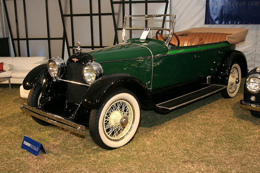 Duesenberg Model A Phaeton - Chassis: 1049   - 2006 Palm Beach International, a Concours d'Elegance