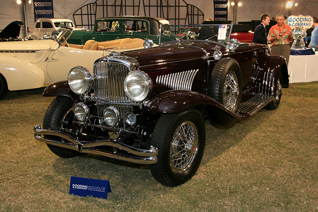 Duesenberg SJ Roadster - Chassis: 2406 J-527   - 2006 Palm Beach International, a Concours d'Elegance