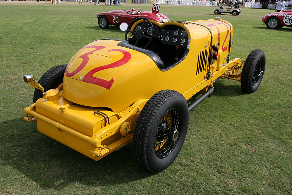 Dupont Indy Racer    - 2006 Palm Beach International, a Concours d'Elegance