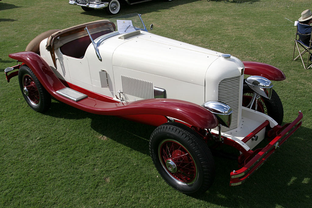Dupont Roadster    - 2006 Palm Beach International, a Concours d'Elegance