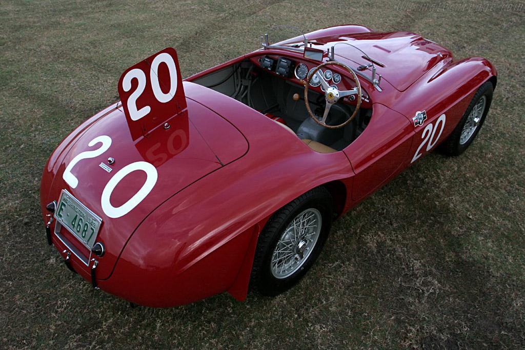 Ferrari 166 MM Touring Barchetta - Chassis: 0010M   - 2006 Palm Beach International, a Concours d'Elegance