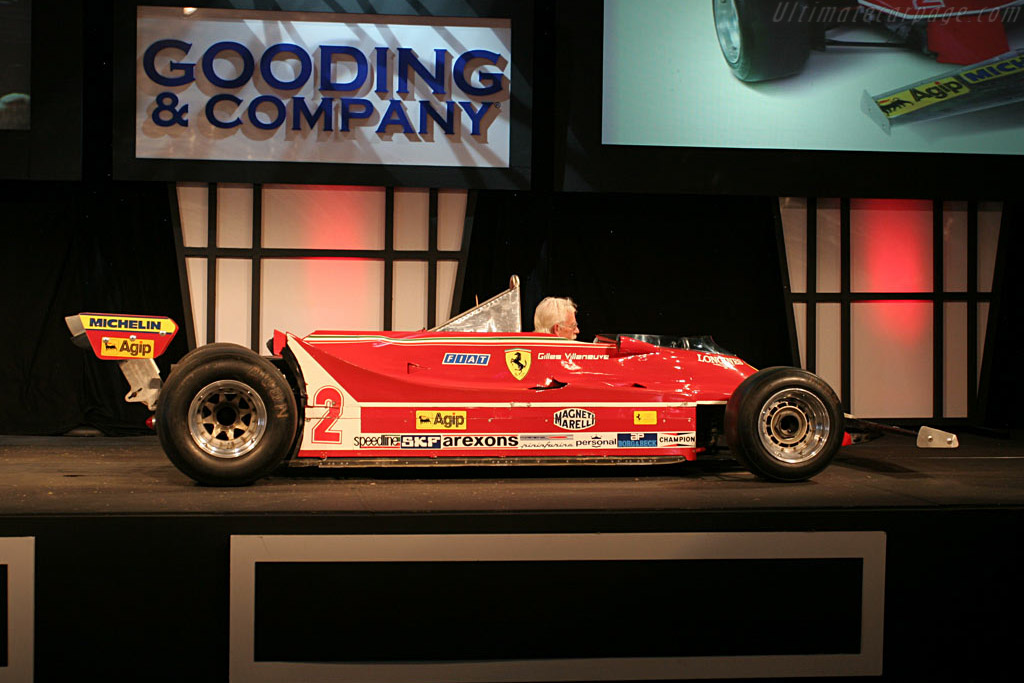 Ferrari 312 T5 - Chassis: 045   - 2006 Palm Beach International, a Concours d'Elegance