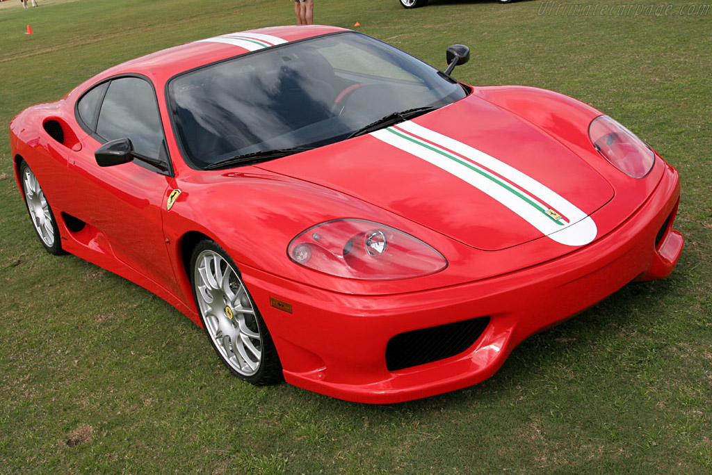 Ferrari 360 Challenge Stradale    - 2006 Palm Beach International, a Concours d'Elegance