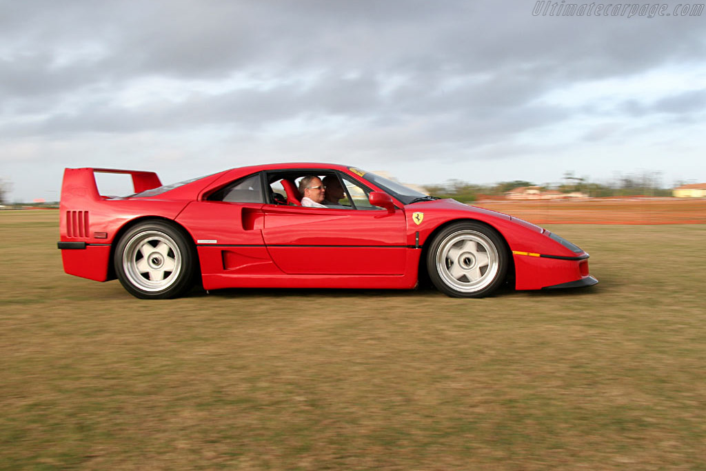 Ferrari F40    - 2006 Palm Beach International, a Concours d'Elegance