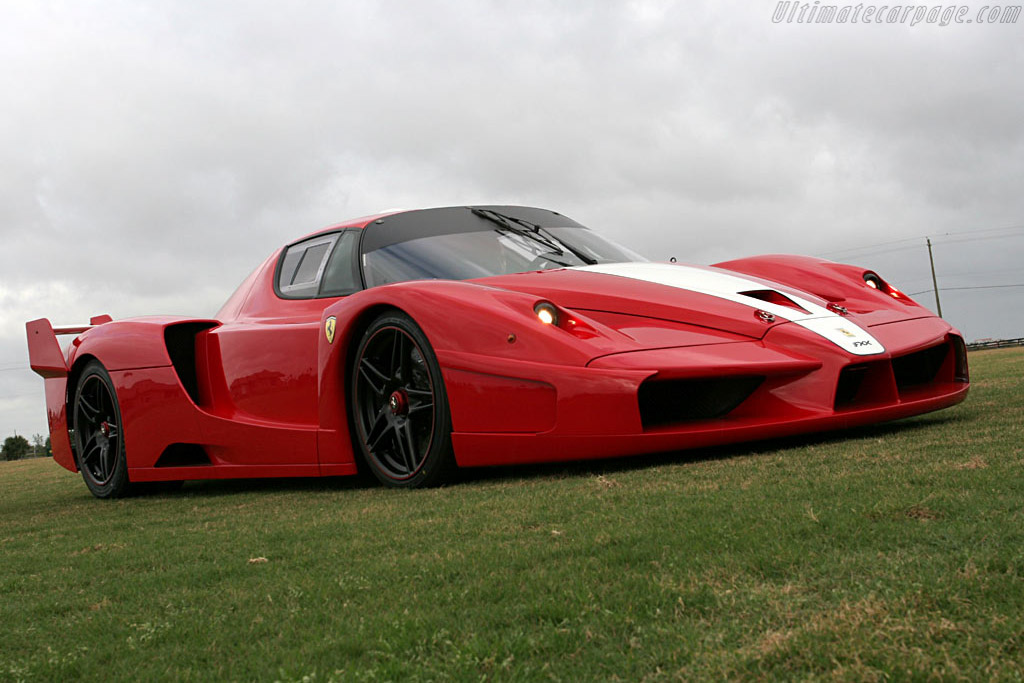 Ferrari FXX    - 2006 Palm Beach International, a Concours d'Elegance