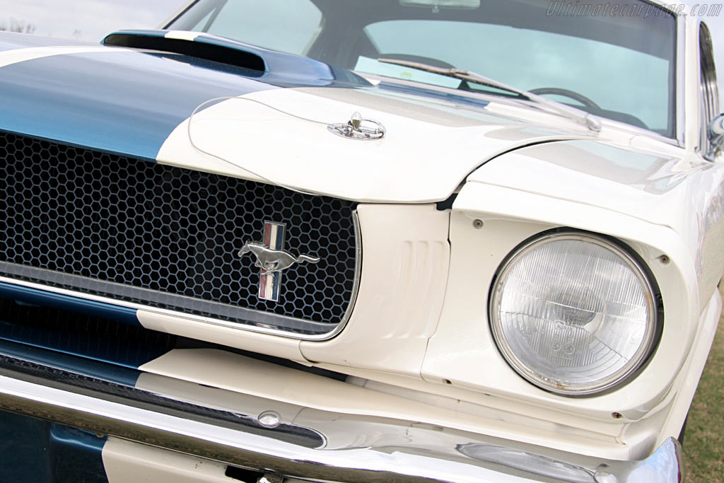 Ford Shelby Mustang GT350 - 2006 Palm Beach International, a Concours ...
