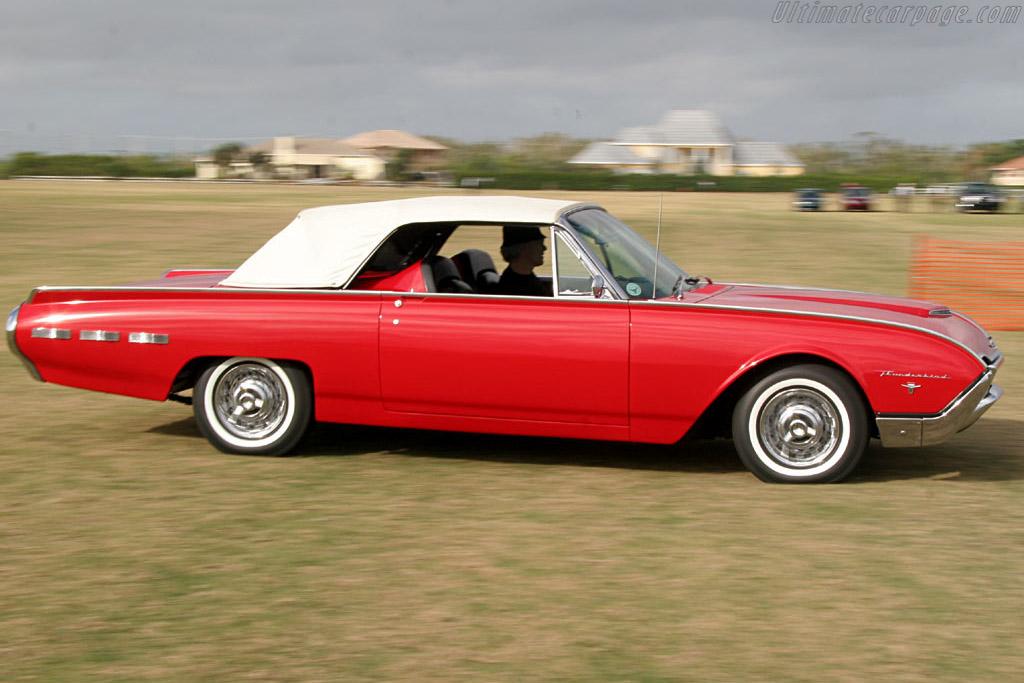 Ford Thunderbird    - 2006 Palm Beach International, a Concours d'Elegance