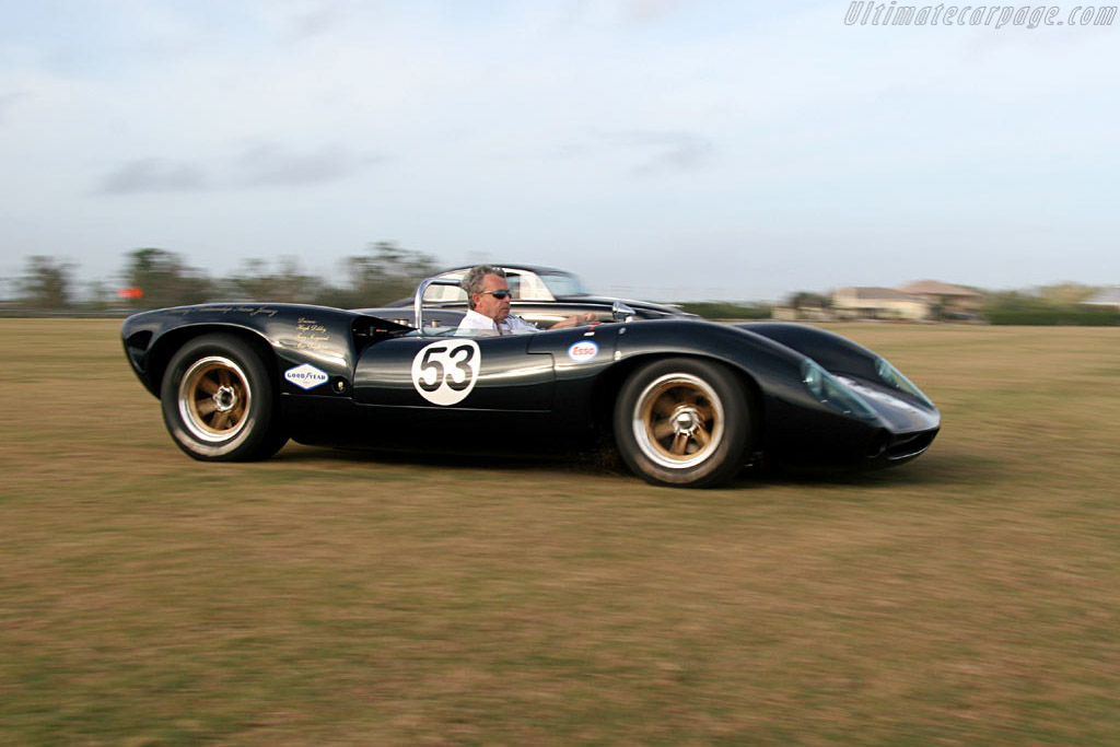 Lola T70 Mk2 Spyder - Chassis: SL71/19   - 2006 Palm Beach International, a Concours d'Elegance